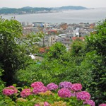 Hasederatempel_Blick auf Kamakura