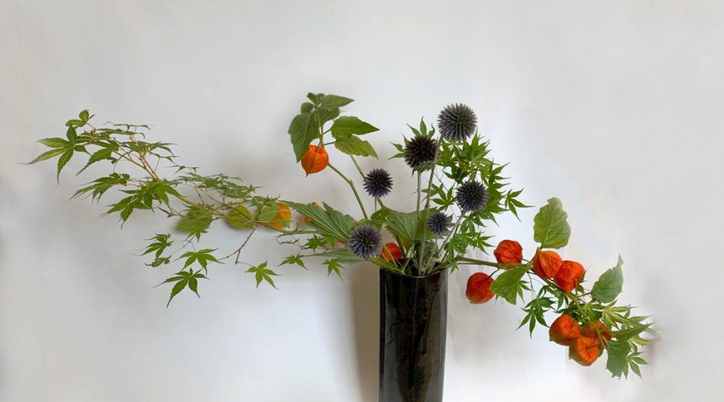 Yardwe Japanischer Ikebana-kenzan kupferner Blumenfrosch runde /örtlich festgelegte Werkzeugblumenanordnung